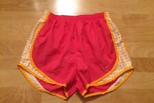 NIKE DRI FIT ATHLETIC FITNESS LINED RUNNING SHORTS WOMENS SMALL