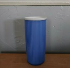 Tupperware 3329 Insulated blue, 24 oz. cup/travel mug, replacement