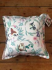 Brand New Disney Bambi Thumper and Friend Owl Cushion Pillow Primark