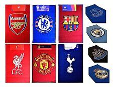 OFFICIAL CLUB FOOTBALL CLUB CRESTED - BEDROOM CARPET RUG FLOOR MAT 80cm x 50cm