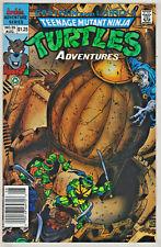 TEENAGE MUTANT NINJA TURTLES ADVENTURES#35 VF/NM 1992 ARCHIE COMICS