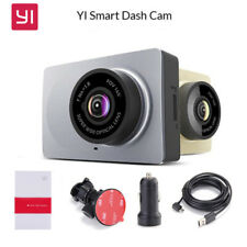 Original Xiaomi Yi Smart Car DVR 165 grados 1080P 60fps cámara Dash Adas Gris
