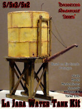 Rio Grande La Jara Water Tank Kit Scale Model Masterpiece/Yorke /1;87 ots2201