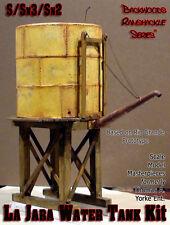 Rio Grande La Jara Water Tank Kit Scale Model Masterpiece/ Yorke HOn3/HOn30/1;87