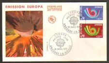 EUROPA / ANDORRE / PREMIER JOUR 1973
