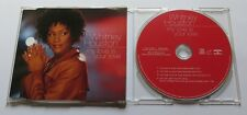 Whitney Houston-My Love Is Your Love - 4 Track Maxi-CD