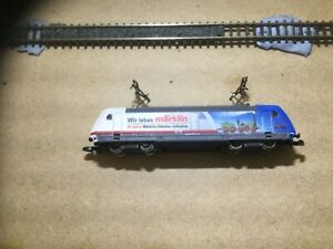 """Marklin Z gauge electric loco """"25 year anniversary """" DCC fitted and working"""