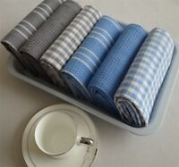 3Pack Everyday Highly Absorbent 100% Cotton Kitchen Dish Towels Tea Towels cloth