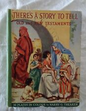There's A Story To Tell by Blanchie Winder | HC/ 1952 Vintage Children's