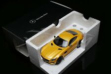 Diecast Car Model Norev Mercedes-Benz AMG GT 1:18 (Yellow)  + GIFT!!!