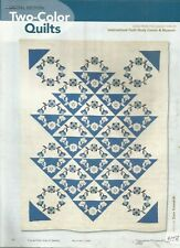 G0607 Floral Reflections Quilt Pattern/Instructions