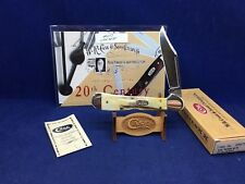 Case 20Th Century Stag V51549L Copperlock Knife - 12/31/99 Oval Shield Only 115
