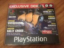 Official UK Playstation Magazine Demo Disc 06 Vol. 2 (PS1)
