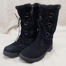 Boston Accent Boots Weatherproof Black Women's Boots Size 6M