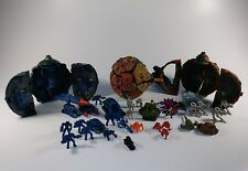 War Planets Heroic Planet  Trendmasters 1996 lot of 35
