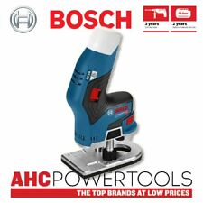 BOSCH GKF 12V-8 Brushless Senza Fili Router compatto Trimmer-solo corpo