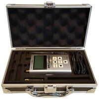 RF Explorer 3G Combo Spectrum Analyzer with Advanced Aluminium Carrying Case
