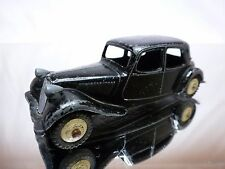 DINKY TOYS 24N CITROEN 11BL TRACTION AVANT - BLACK 1:43 - GOOD CONDITION