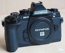 Olympus OM-D E-M1 Mark I Body + HLD 7 - gebraucht guter Zustand