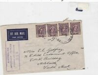 Australia field post 1945 stamps  cover Ref 9103