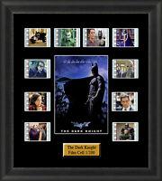 The Dark Knight Film Cells (2008) FilmCells Movie Cell Presentation