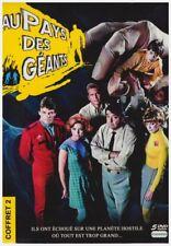 Au pays des géants - Coffret 2  (DVD)  ~ Harry Harris NEUF