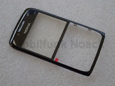 Original Nokia E71 E 71 A - Cover | Frontcover | Oberschale in Black Steel NEU