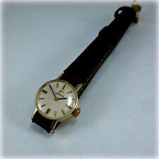 Ladies 9ct gold Omega Strap Watch, circa 1970