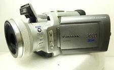 CAMESCOPE PANASONIC NV-MX500EG 3CCD SEMI-PRO MINI DV 3.0 MEGA PIXEL BON ETAT