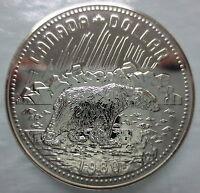 CANADA 1980 SPECIMEN SILVER DOLLAR ARCTIC TERRIITORIES CENTENNIAL COIN