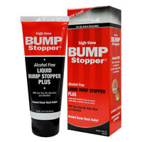 HIGH TIME BUMP STOPPER PLUS WITH TEA TREE, ALOE VERA, AND MENTHOL 2 oz