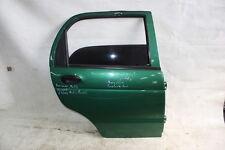 Daewoo Matiz `00 Türe hinten rechts, Scheibe, Schloß, man.Fensterh,Türaußengrif
