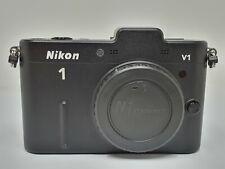 Nikon 1 V1 Mirrorless Digital Camera - Black (Body Only) BOXED