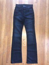 James Jeans Hector Cut Cotton Boend High Rise Straight Leg Jeans Sz 26