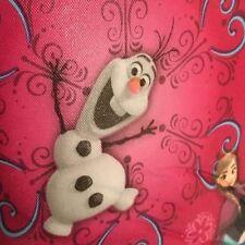 Disney FROZEN Elsa Olaf PEVA Tablecloth 52x70 Princess Birthday Party