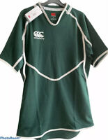 Canterbury Conversion Rugby Training Mens Jersey T-Shirt Forest Green XL Ireland