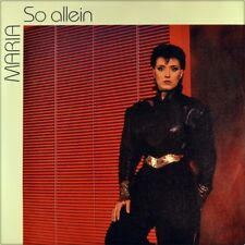 """7"""" MARIA So allein / Geh (von der LP """"Unerreichbar nah"""") RCA NDW 1985 NEUWERTIG!"""