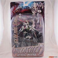 Star Wars Unleashed General Grievous New in package
