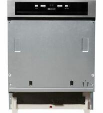 BAUKNECHT Geschirrspüler integrierbar OBBC Ecostar A3+ FX Spülmaschine EEK A+++