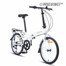 Progear Nomad Folding Bike - Grey