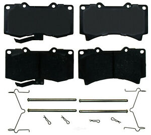 Disc Brake Pad Set fits 2006-2010 Hummer H3 H3T H3,H3T  ACDELCO PROFESSIONAL BRA