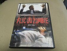 "DVD ""FLIC OU ZOMBIE (DEAD HEAT)"" Treat WILLIAMS"
