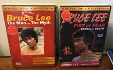 Bruce Lee Dvds Fist Of Fear