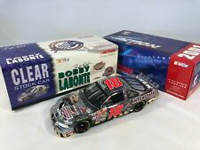 NASCAR Bobby Labonte #18 Interstate Batteries Jurassic Park CLEAR 1:24 Scale Car
