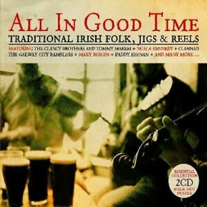 All In Good Time [CD]