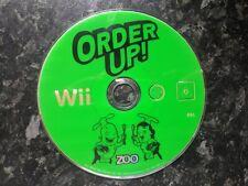 Order Up (Nintendo Wii) PAL