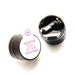 10 Pcs Active Buzzer 12mm 3V Magnetic Long Continous Beep Tone Alarm Ringer