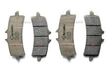 Pastiglie Anteriori BREMBO RC RACING Per HUSQVARNA NUDA R 900 2012 12 (07BB37RC)