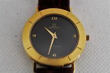 orologio zenith cosmopolitan unisex acciaio e placcato oro