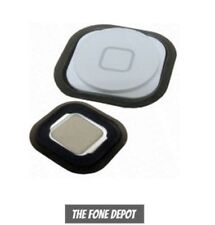 oem For Apple iPod Touch 5 5G 5th Plastic Home Button Adhesive - White